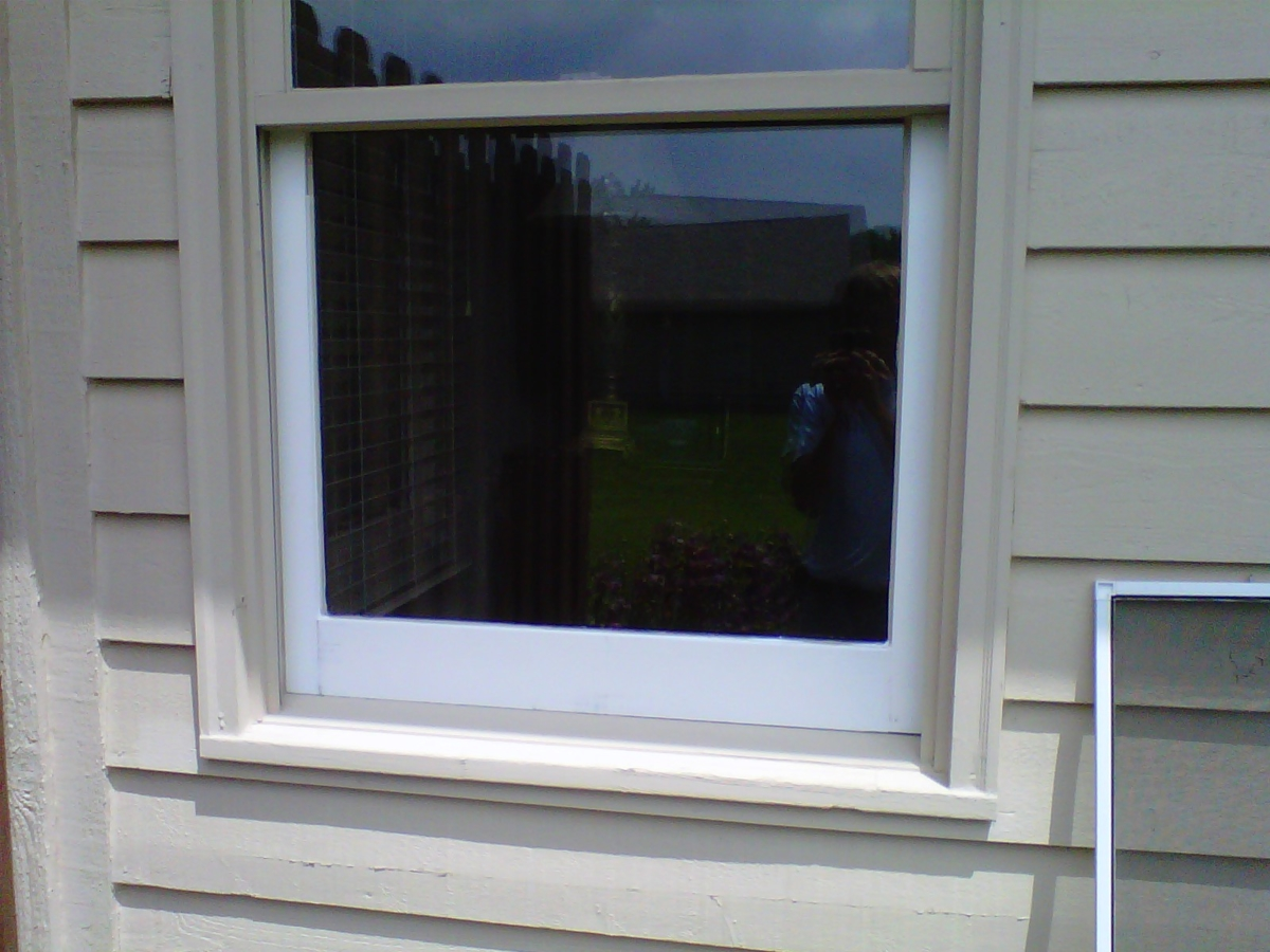 Window sash replacement for Replacing windows